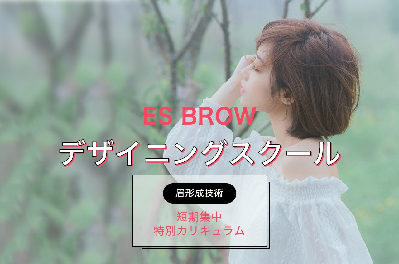 ES BROW デザイニングスクール